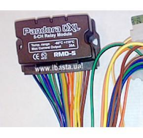 Pandora RMD-5 DXL Модуль автозапуска