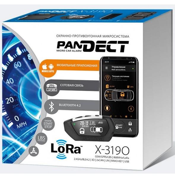 PanDECT X-3190 LoRa UA
