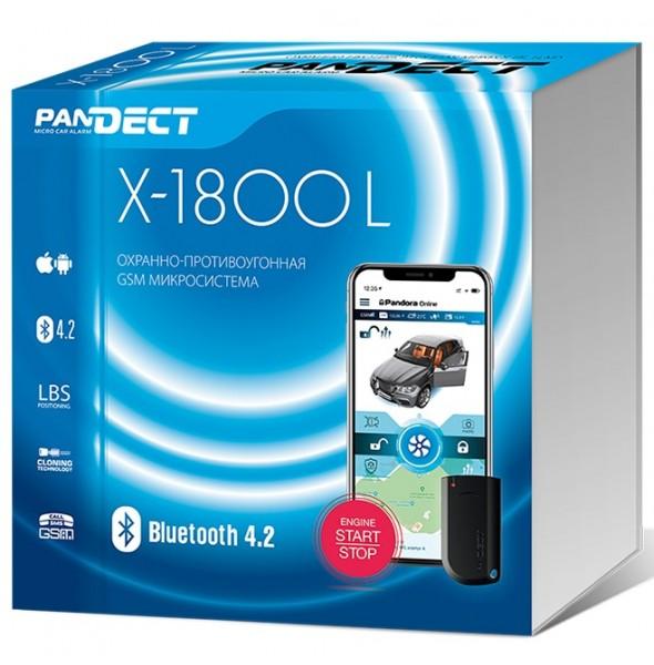 PanDECT X-1800L UA 2020 года!