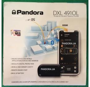 Pandora DXL-4910 EU (4910L 3G)